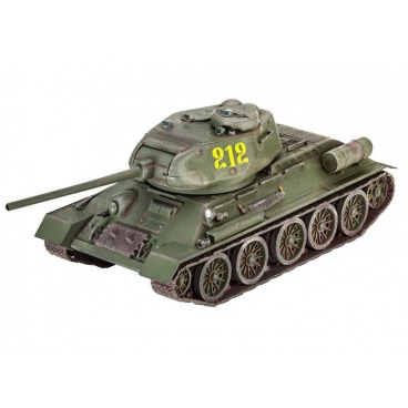 Revell Plastic Model Kit tank 03302 - T-34/85 (1:72)