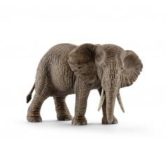 Schleich Zvířátko - slon africký samice