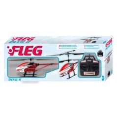Fleg Helikoptéra Fleg Devil II na dálkové ovládání