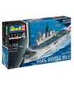 Revell Plastic ModelKit loď 05172 - HMS Invincible (Falkland War) (1:700)