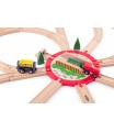 Woody Příslušenství k dráze - Velká točna, dřevo/plast
