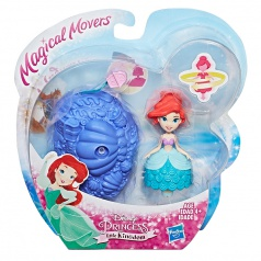 Hasbro Disney Princess Magical Movers 9,5cm princezna