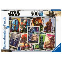 "Ravensburger The Mandalorian - ""Baby Yoda"" 500 dielikov"