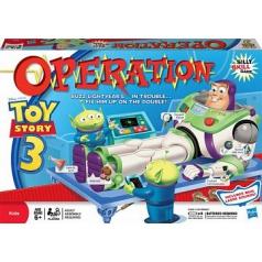 Hasbro operace - Buzz Toy Story 3