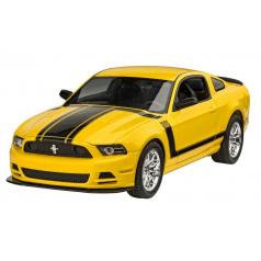 Revell ModelSet auto 67652 -  2013 Ford Mustang Boss 302 (1:25)