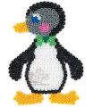 HAMA zažehlovací korálky - MIDI podložka tučňák