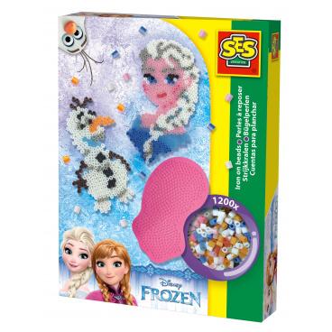 SES Frozen - zažehlovací korálky