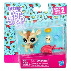 Hasbro Littlest Pet Shop Maminka s miminkem a doplňky asst