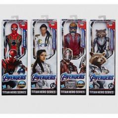 Hasbro Avangers 30cm figurka Titan hero AST B