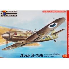 Kovozávody Prostějov Avia S-199 Izrael/CS