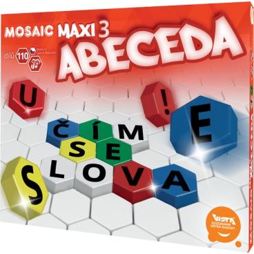 Vista Abeceda - Mosaic Maxi / 3 , Vista