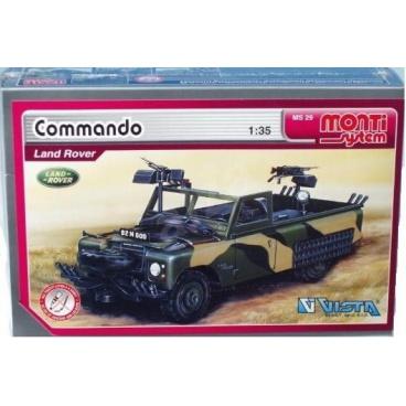 Monti System 29 Commando