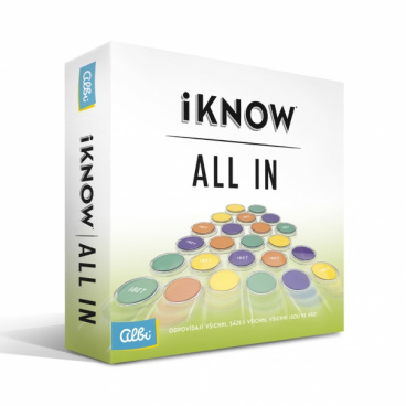 Albi hra iKNOW All In