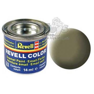 Revell emailová barva matná 32145 Light Olive