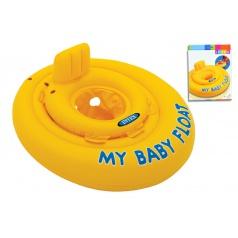 Intex Baby kruh nafukovací +- 70cm v krabici 6-12m