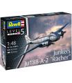 """Revell Plastic ModelKit letadlo 03855 - Junkers Ju188 A-1 """"Rächer"""" (1:48)"""