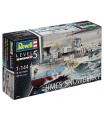 Revell Plastic ModelKit loď 05132 - Flower Class Corvette (early) (1:144)
