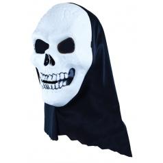 karnevalová maska na obličej duch
