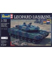 Revell Plastic ModelKit tank 03187 - LEOPARD 2 A5 / A5 NL (1:72)