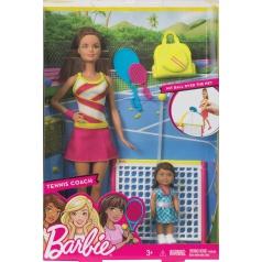 Barbie Mattel Barbie SPORTOVNÍ SET ASST