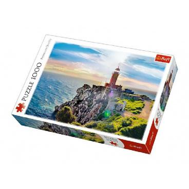 Trefl Puzzle Maják 1000 dílků 68,3x48cm v krabici