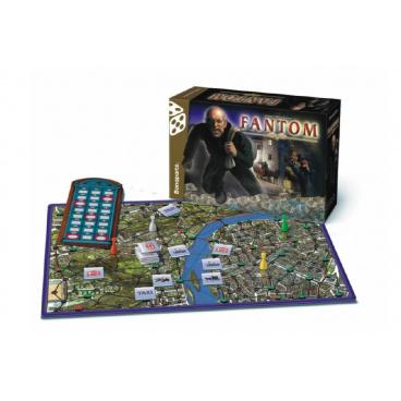 Bonaparte Fantóm spoločenská hra v krabici 28x20x6cm