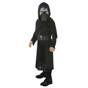 Dětský karnevalový kostým Kylo Ren Star Wars epizoda 7 velikost L