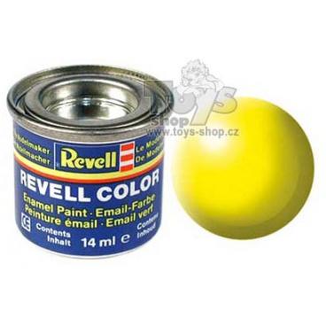 Revell emailová barva 32312 žlutá svítící