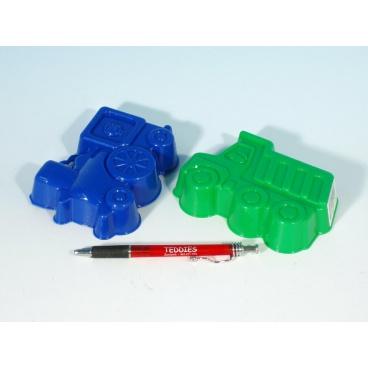 LORI Formička Bábovka plast 13cm, asst 4 barvy 12m+