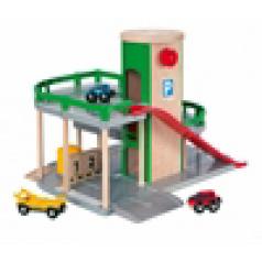 Brio 33204 Patrové parkovací garáže s výtahem