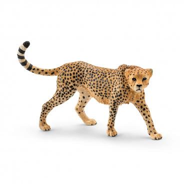 Schleich 14746 Zvířátko - gepard samice