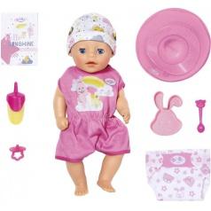 Zapf Creation BABY born Soft Touch Little dievčatko, 36 cm