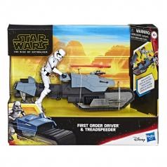 Hasbro Star Wars E9 Vozidlo AST