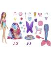 Mattel Barbie ADVENTNÍ KALENDÁŘ