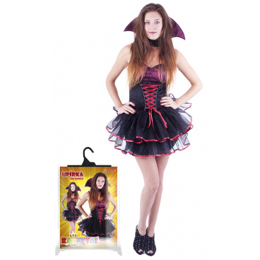 Rappa Karnevalový kostým upírka sexy dospělý vel. M