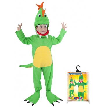 Rappa Dětský kostým dinosaurus (S)