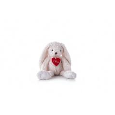 Lumpin plyš Zajíc Julie, střední (20 cm)