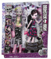 mattel Monster High panenka MONSTRÓZNÍ RIVALOVÉ ASST DNY33
