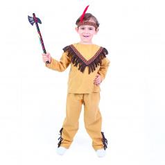 Dětský kostým indián (S)