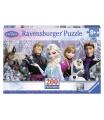 Ravensburger puzzle Ledové království Panorama 200d