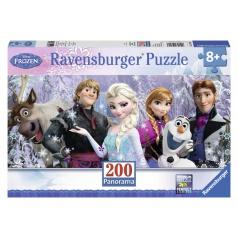 Ravensburger Ľadové kráľovstvo panoráma 200d