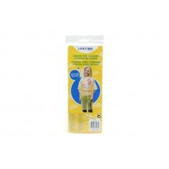 Pláštěnka dětské poncho polyethylen universální velikost v sáčku 10x26cm