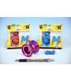 Jojo N5 - Desperado  Magicyoyo 5,5x4cm hliník/kov s ložiskem asst 3 barvy v krabičce