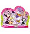Dino dětské puzzle Disney WD Minnie & Mazlíčci 25D