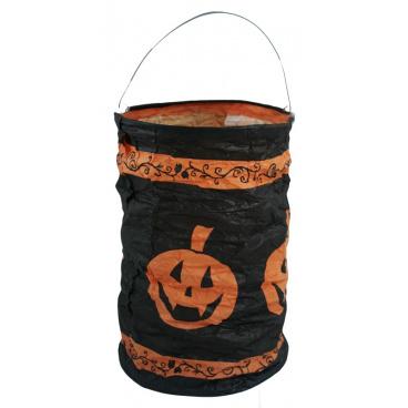 Rappa lampion krčený Halloween 15cm