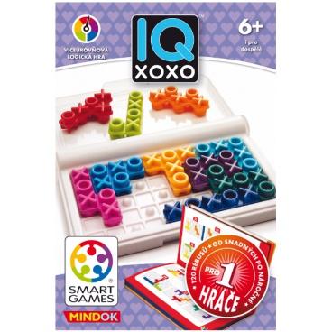 Mindok Smart hra - IQ XOXO