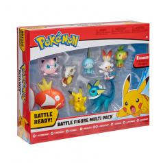 WCT Pokémon figúrky Multipack