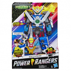 Hasbro Power Rangers Beast X Ultrazord