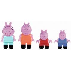Big PlayBig BLOXX  Peppa Pig Figurky Rodina