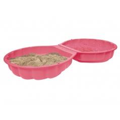 BIG Pískoviště mušle růžové